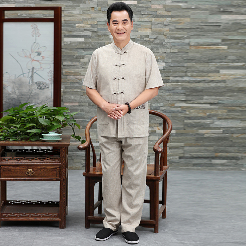 Clothing linen for men